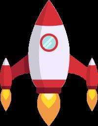 Icone laboite2com - Fusée