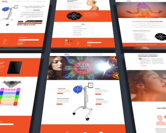 Création Site Internet : Hipmind