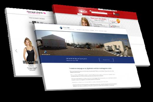 Création site internet Drôme