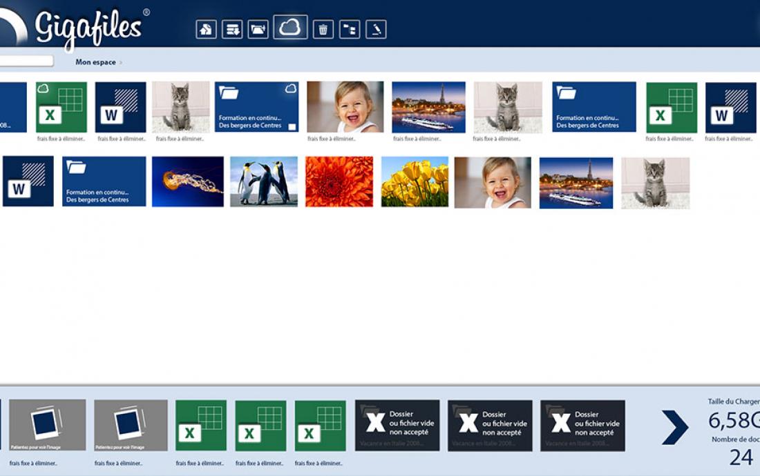 Création site web Drôme Ardèche - Giga Files