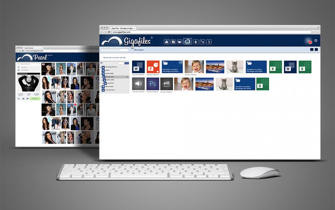Création site web Drôme - Giga Files